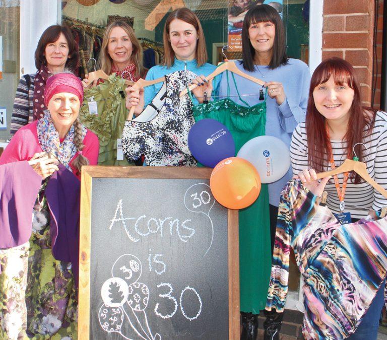 Barnt Green fashion fundraiser