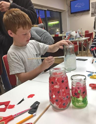 Poppy jar project