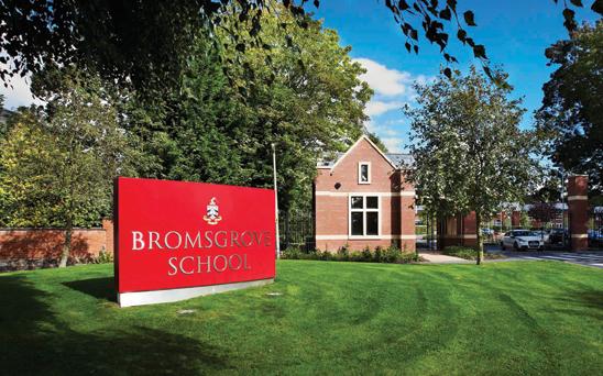 Bursarial help at Bromsgrove