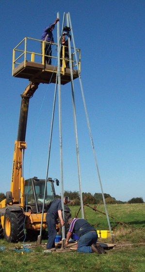 Wind pump rises again