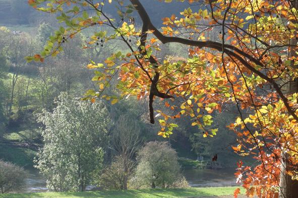 Dry start to autumn