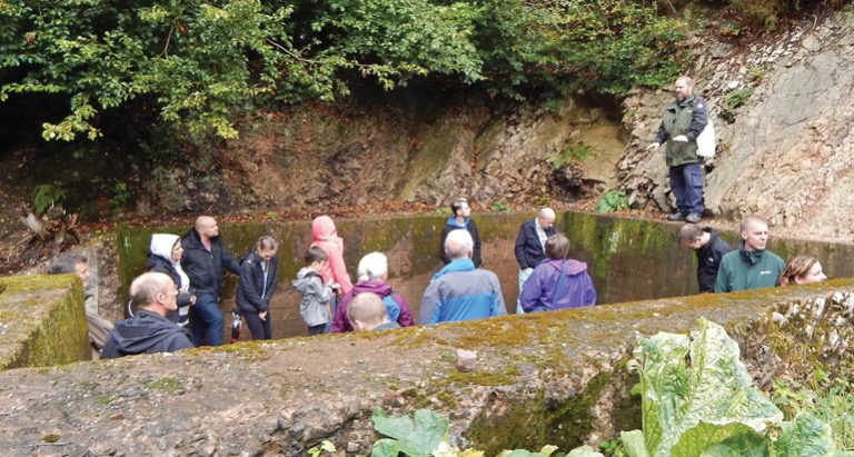 Sharing the story of the Lickey Hills