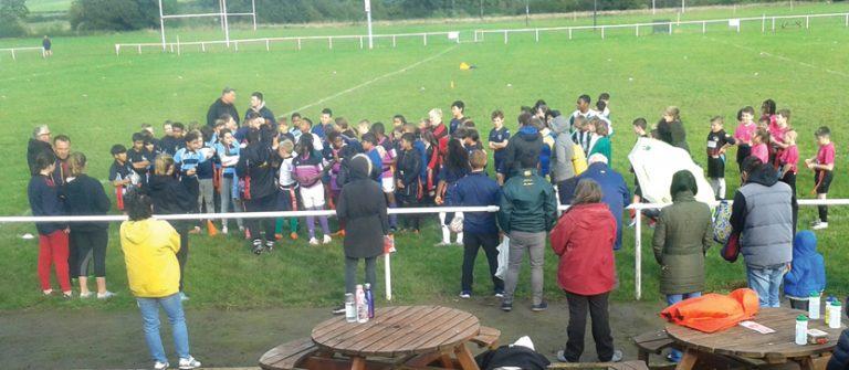Rhinos' festival of rugby