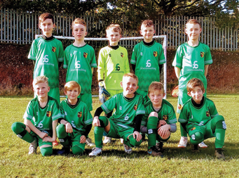 U10s are on run of victories