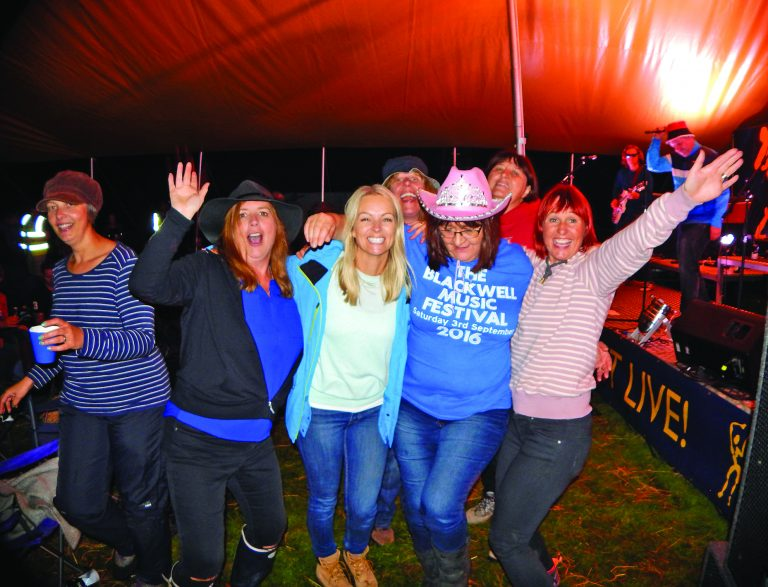 Blackwell festival appeals for new venue