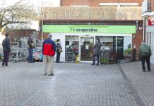 Co-Op distancing