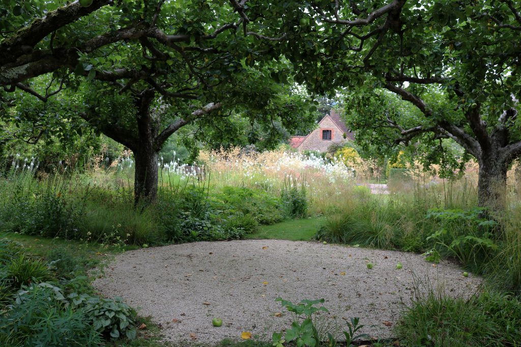 The heritage orchard